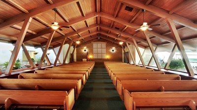 Chapel at Mead Mortuary