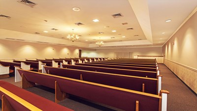 Chapel at Kilgore Green Funeral Home