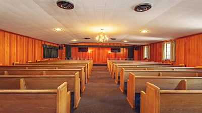 Chapel at Rockco Funeral Home