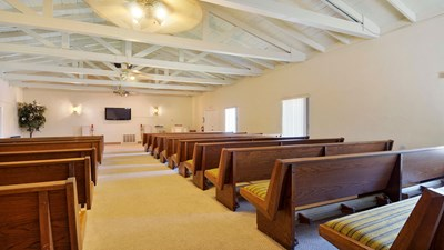 Chapel at Palm Memorial - Kerman Chapel
