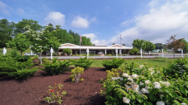 Blue Ridge Funeral Home U0026 Blue Ridge Memorial Gardens