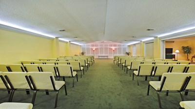 Chapel at Casdorph & Curry Funeral Home