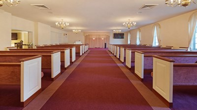 Chapel at Demaine Funeral Home – Fairfax