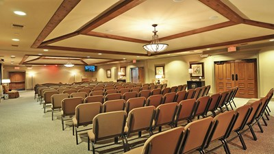Chapel at Rolling Oaks Funeral Home