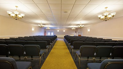 Chapel at McLaurin Funeral Home