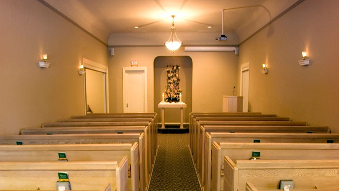 Chapel at Woodlawn Mission Funeral Home