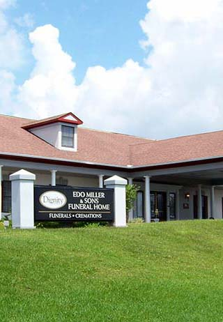 Edo Miller and Sons Funeral Home | Funeral & Cremation