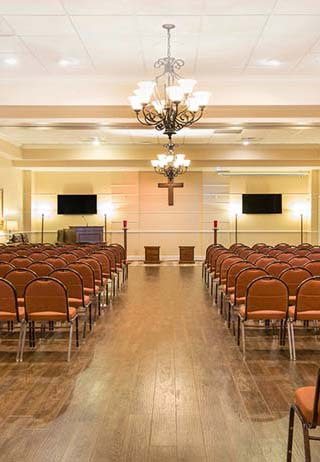 Chapel at Calvary Hill Funeral Home
