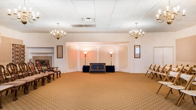 Chapel at Deware Funeral Home