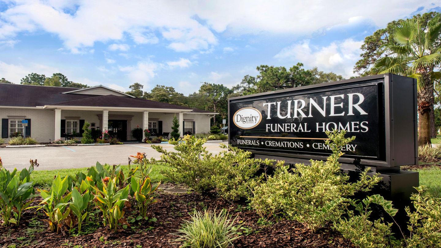 Turner Funeral Homes Spring Hill Chapel Funeral Cremation Cemetery