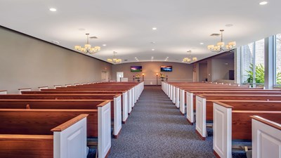 Chapel at Pat H. Foley & Company