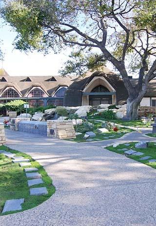 Oak Hill Funeral Home Memorial Park Funeral Cremation - Garden-oak-funeral-home