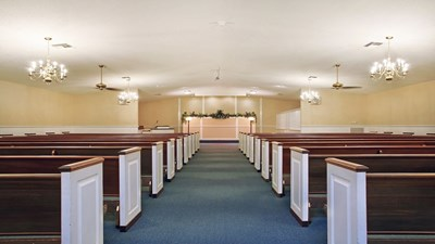 Chapel at Oak Lawn Funeral Home