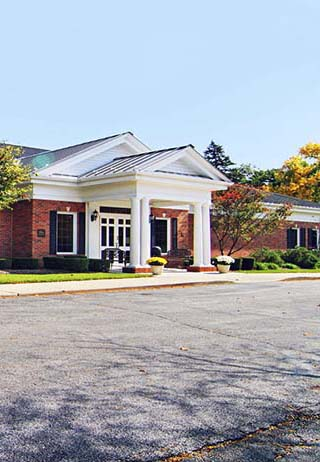 Funeral Home at Chapel Hill Gardens West Funeral Home