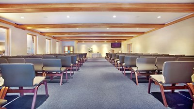 Chapel at Hamilton Harron Funeral Home