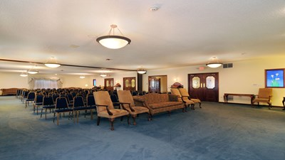 Chapel at Marsh Funeral Home