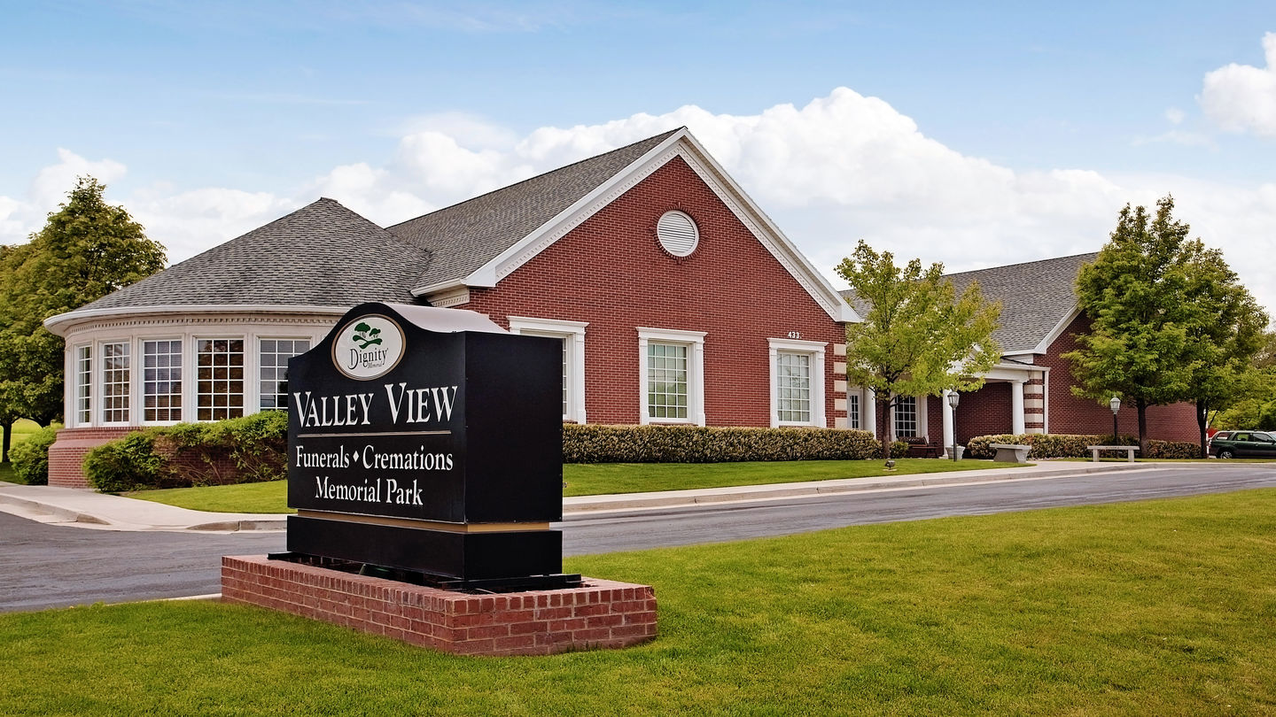 Welcome to Valley View Memorial Park & Funeral Home
