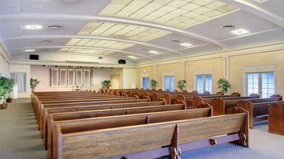 Chapel at Hazen & Jaeger Valley Funeral Home