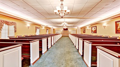 Chapel at Collierville Funeral Home