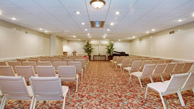 Chapel at Saul-Gabauer Funeral Home Inc