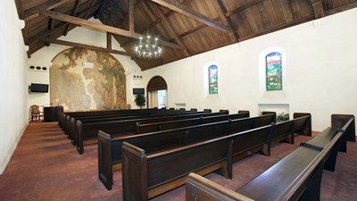 Chapel at Skillin-Carroll Mortuary