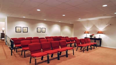 Chapel at Brown-Wynne Funeral Home and Crematory