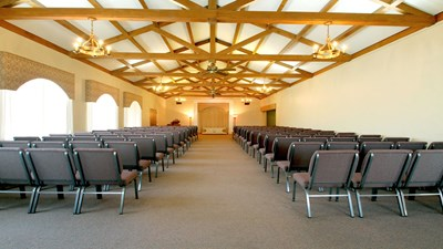 Chapel at Bayside Community Mortuary