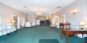 Lobby at Behm Funeral Homes, Inc.