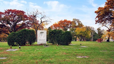 Cemetery Grounds at Mount Auburn Cemetery