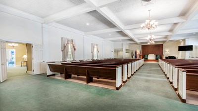 Chapel at Ridout's-Brown-Service Prattville Chapel