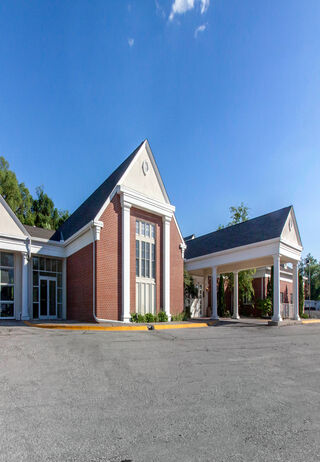 Front exterior at Westlawn-Hillcrest Funeral Home