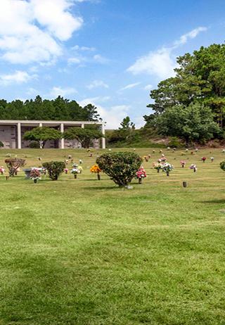 Sunset memory gardens cemetery graniteville sc for Sunset memory garden funeral home