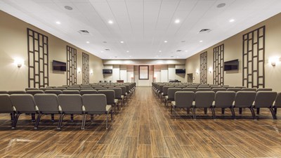Chapel at Hines-Rinaldi Funeral Home
