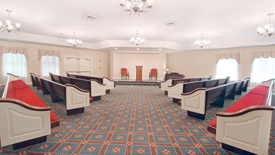 Chapel at Clore-English Funeral Home