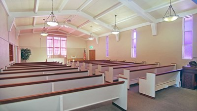 Chapel at Pegg, Paxson & Springer Funeral Chapel