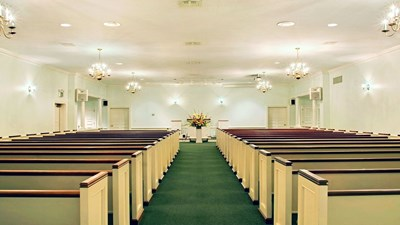 Chapel at Collins-McKee-Stone Funeral Home
