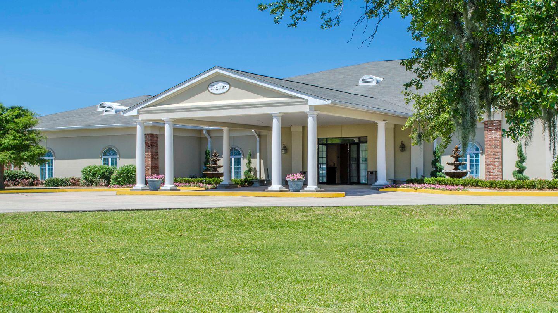 St. Bernard Memorial Funeral Home U0026 Gardens