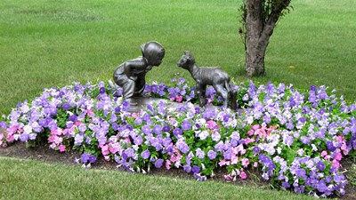 Babyland at Morningside Memorial Gardens