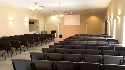 Chapel at Roselawn Funeral Home