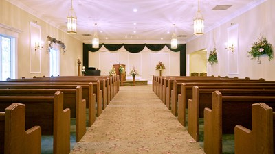 Chapel at Courtice Funeral Chapel
