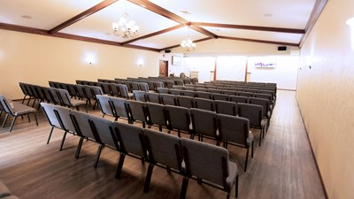 Chapel at Cason Monk-Metcalf Funeral Directors