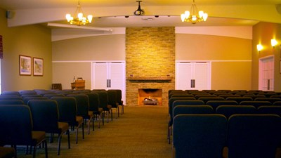Chapel at Thornhill Valley Chapel