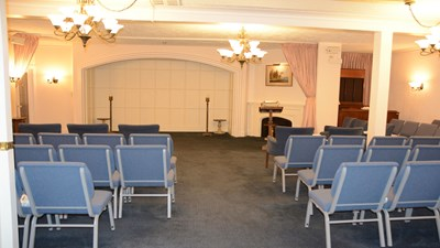 Chapel at Trull Funeral Home & Cremation Centre