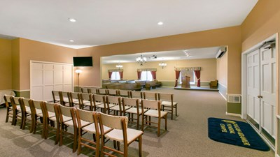Chapel at Dugan-Kramer Funeral Home & Crematory
