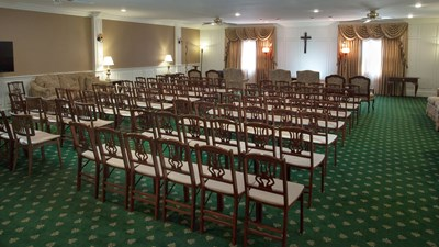 Chapel at D'Andrea Bros. Funeral Home