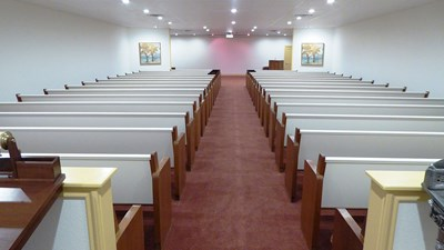Chapel at Clements-Wilcox Funeral Home