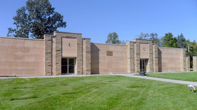 Sanctuary of Memories Mausoleum at Ottawa Hills Memorial Park