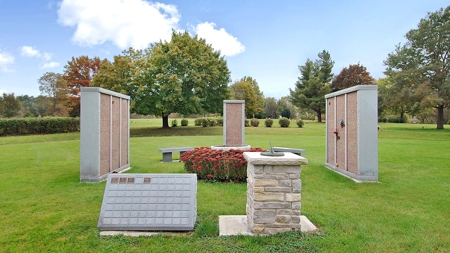Cremation Columbarium at Willwood Burial Park