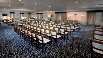 Chapel at Claude R. Boyd - Caratozzolo Funeral Home