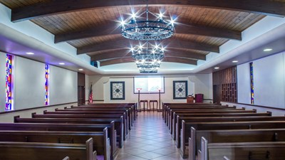 Chapel at Caballero Rivero Southern